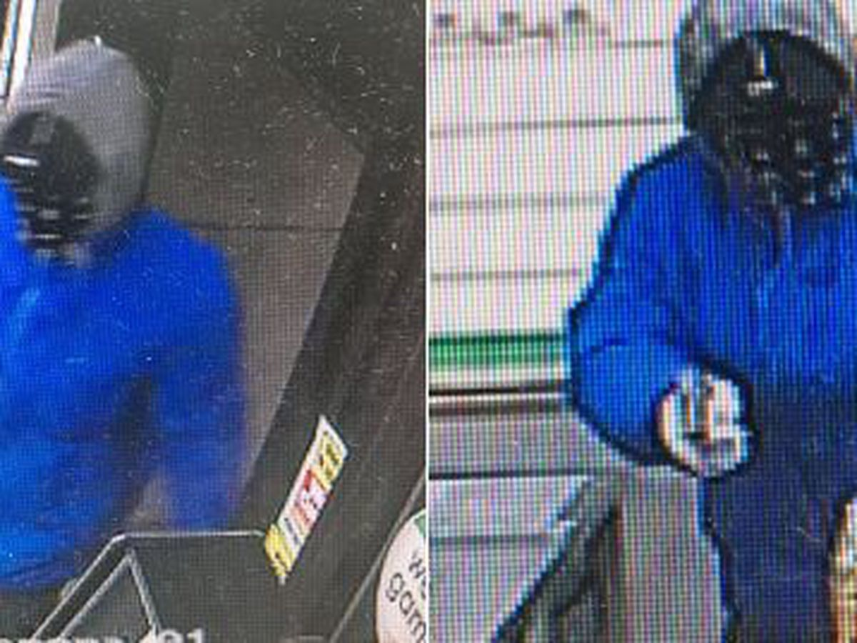 Chesterfield Police searching for armed robbery suspect