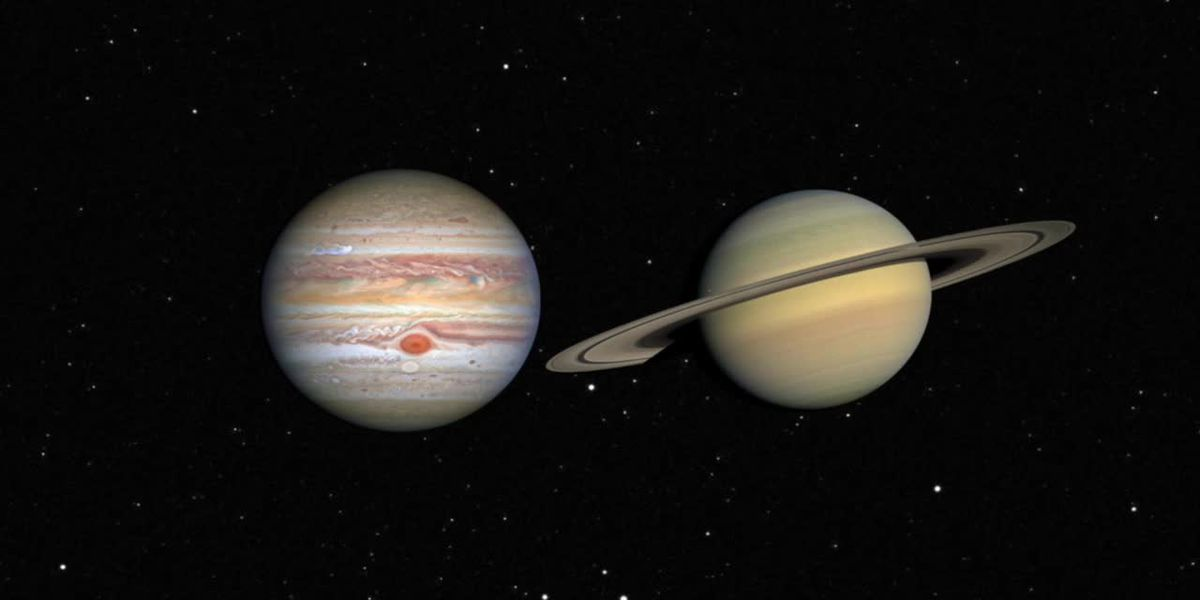 Jupiter and Saturn will create 'Christmas Star' effect during Winter Solstice