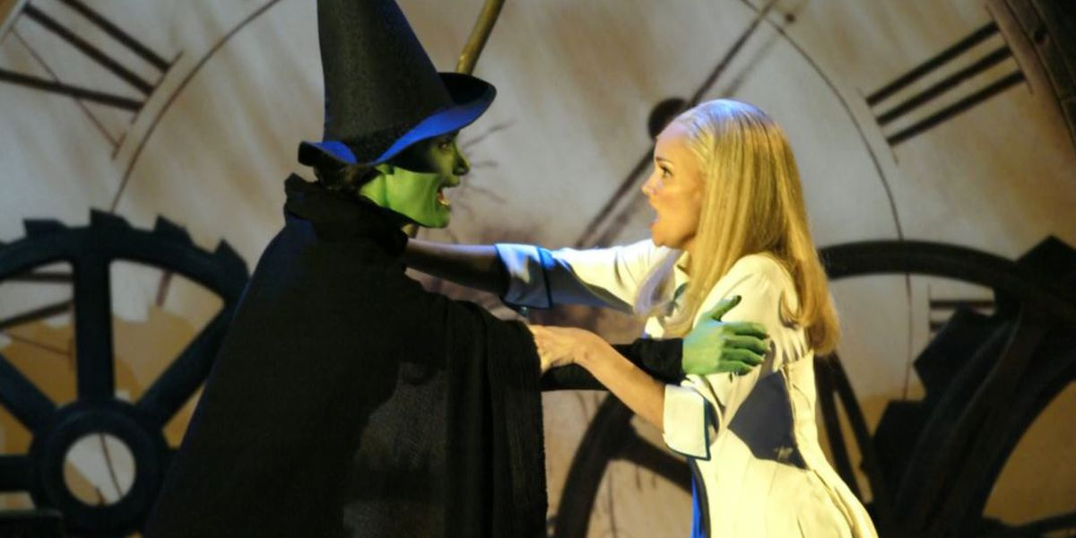 'Wicked' stars reuniting for Halloween special