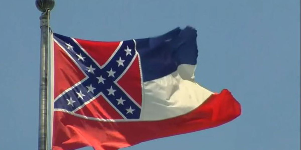 Mississippi flag: Swap 'In God We Trust' for Confederate symbol?