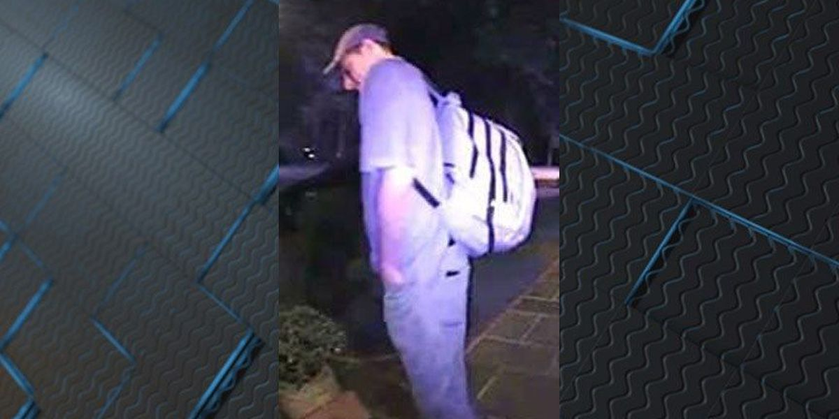 Man wanted for package theft incident near St. Christopher's School