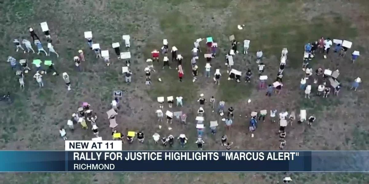 Rally for justice highlights 'Marcus Alert'