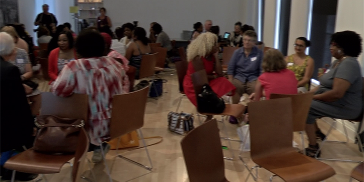 Dozens come together to talk race relations at RVA roundtable