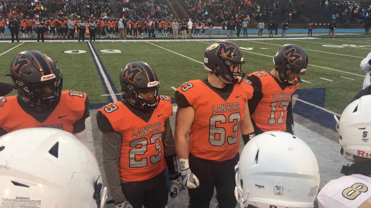 Manchester Lancers take home first state title
