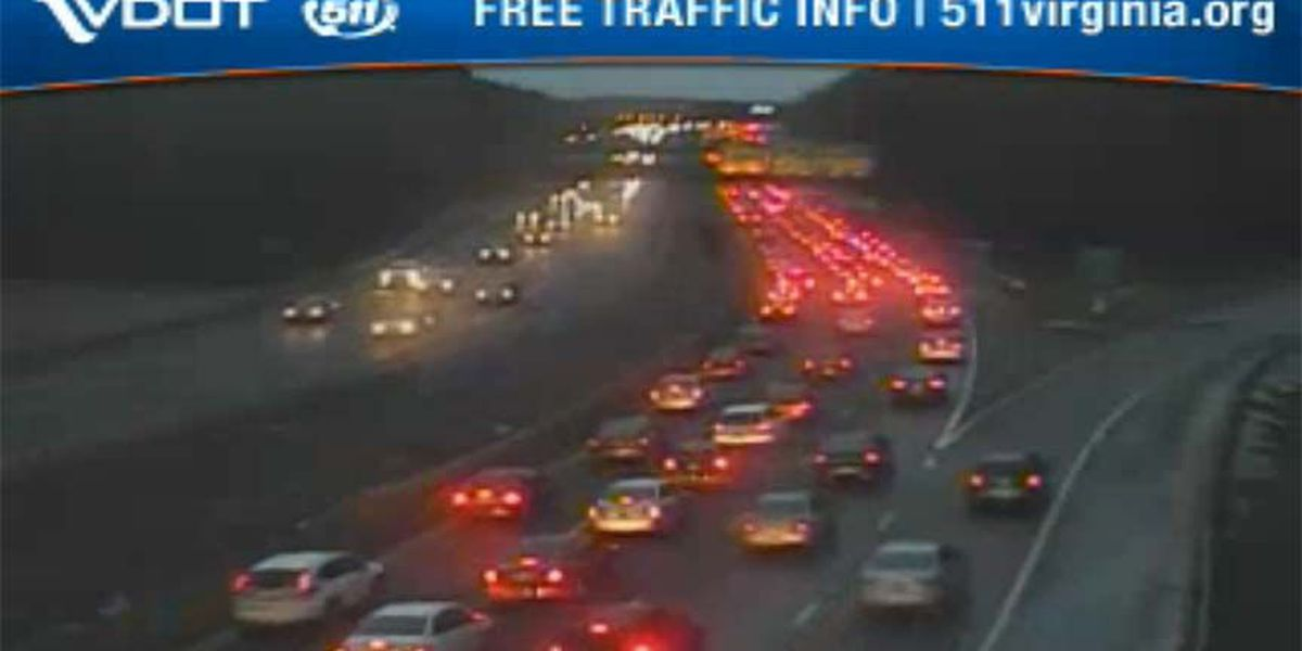 All lanes back open after crashes on I-64E, I-95S in Richmond