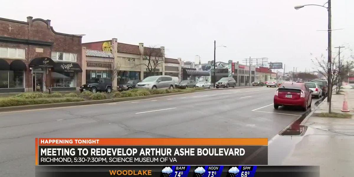 Input wanted from residents on Arthur Ashe Boulevard development