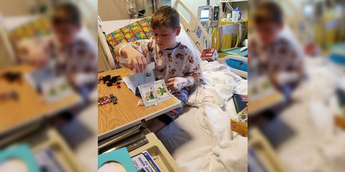 Goochland MS student collects donations for patients at St. Mary's Hospital