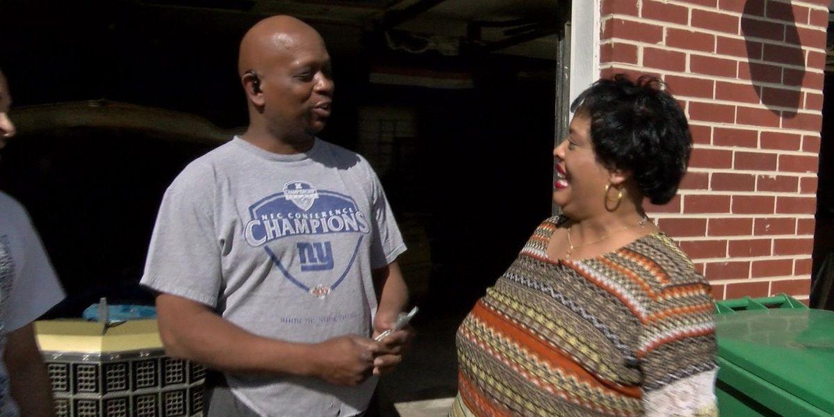 Acts of Kindness: Next door neighbor honored