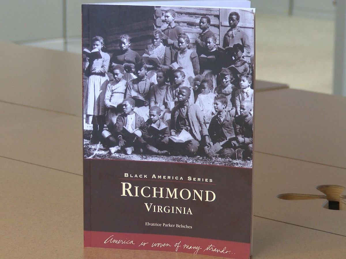 Historian aims to uncover all of Richmond's history