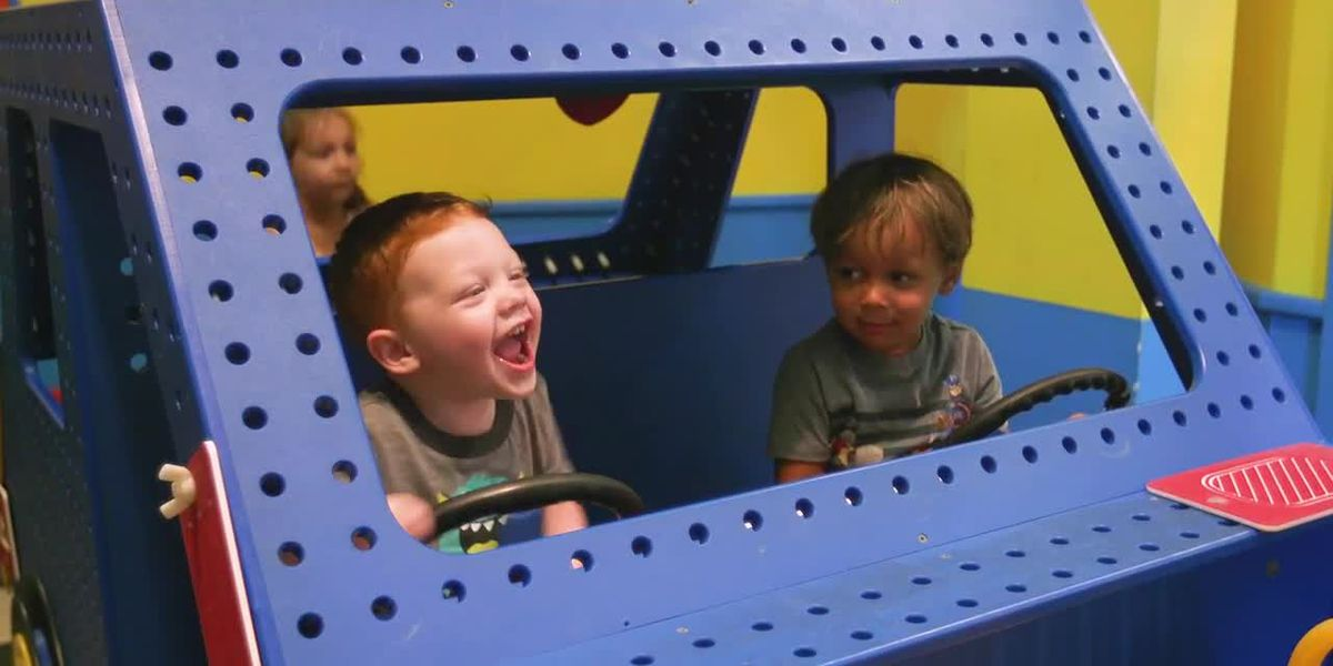 Learning is in 'Play' at the Children's Museum of Richmond