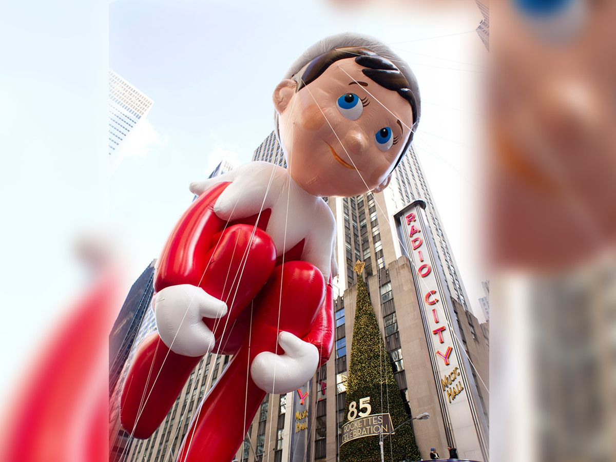 Macy's Thanksgiving Day Parade to march on despite pandemic