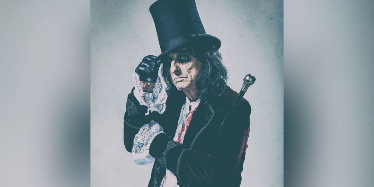 Rock 'n' Roll Hall of Famer Alice Cooper performing at the Altria Theater this summer