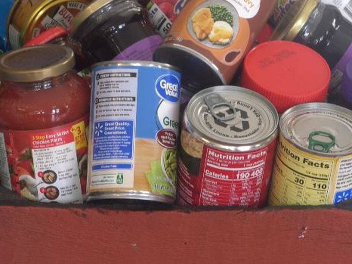 Chesterfield Food Bank to begin distributing food in Petersburg
