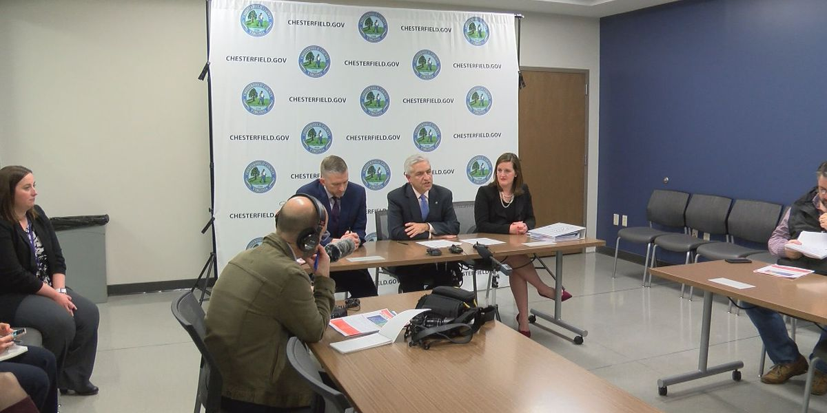 County Administrator: Chesterfield's proposed budget will only include 2% teacher pay raise