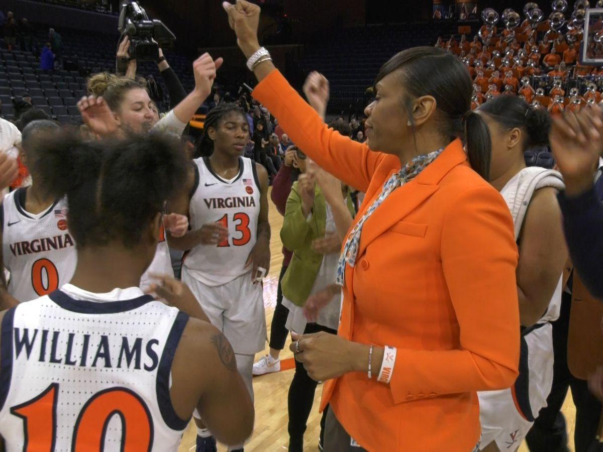 UVA women's basketball cancels remainder of season