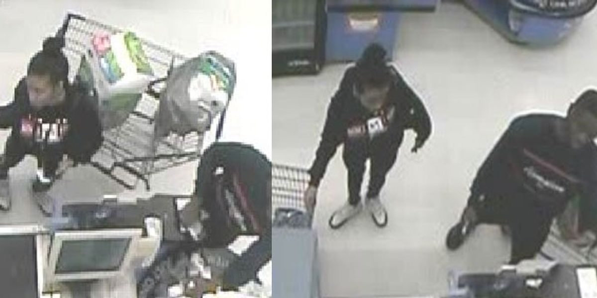Hanover deputies searching for pair accused of gift card theft