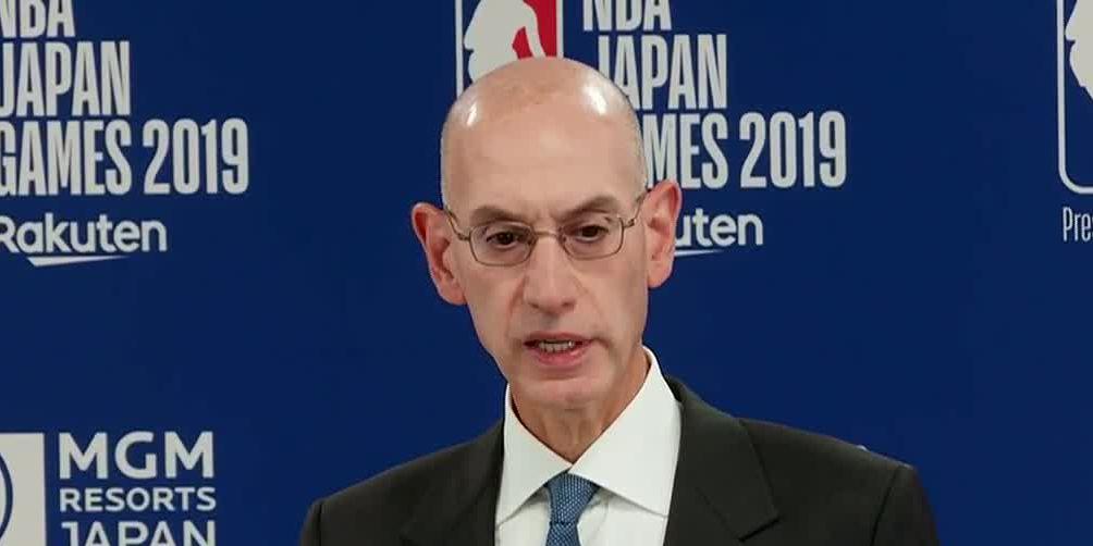 NBA postpones Nets-Lakers media sessions in Shanghai amid furor over GM's tweet