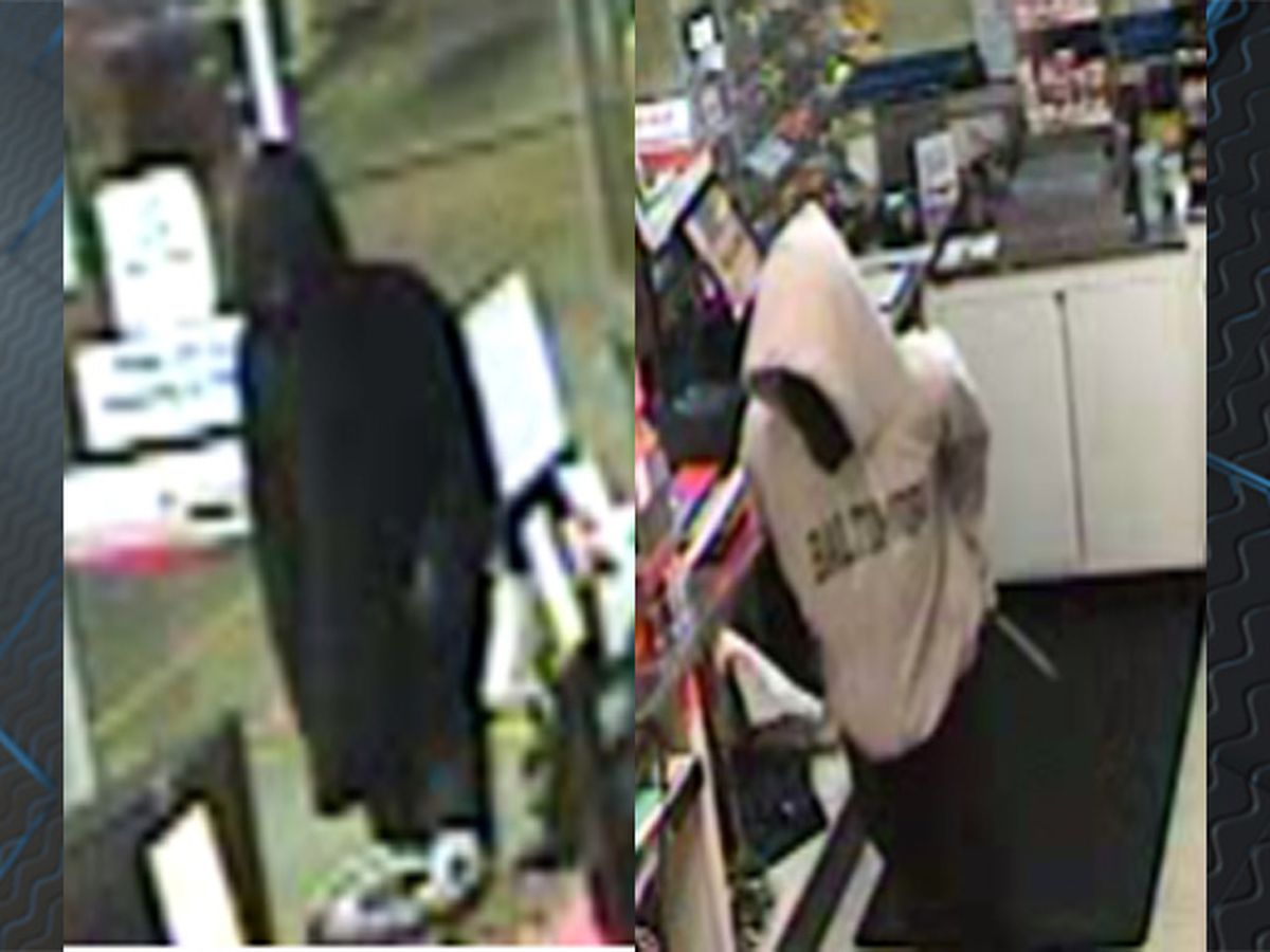 FBI investigating 2 robberies at Chesterfield gas station