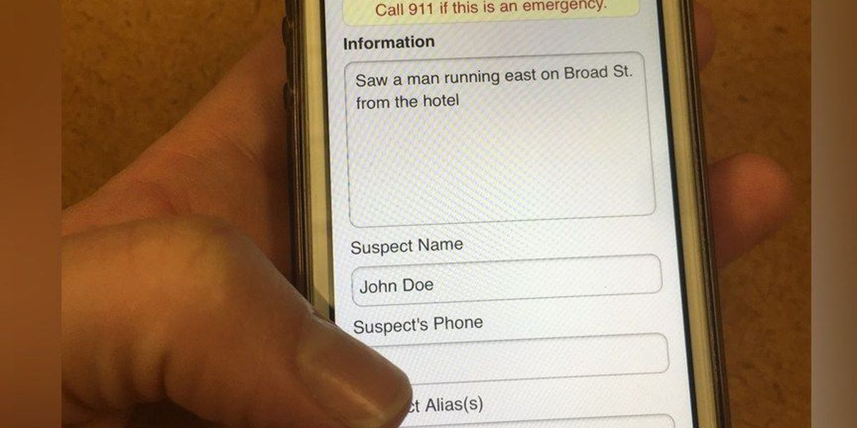 Metro Richmond Crime Stoppers now using tips app