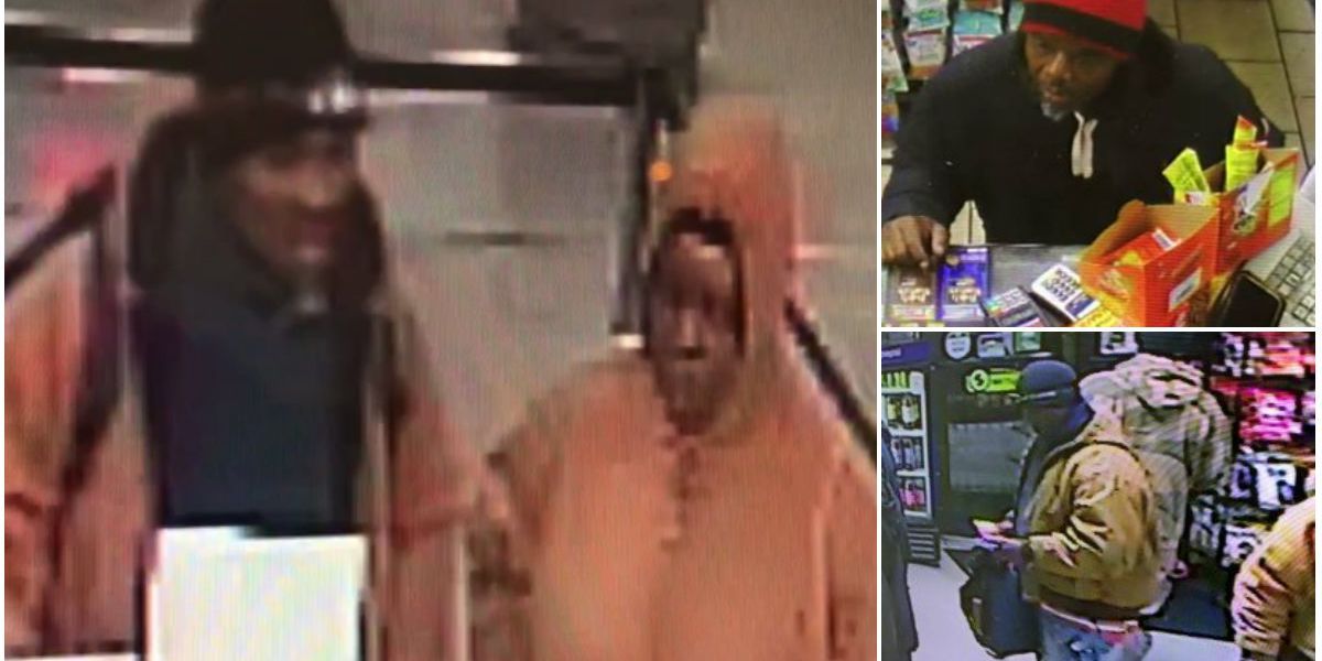 Police searching for suspects wanted in lottery fraud