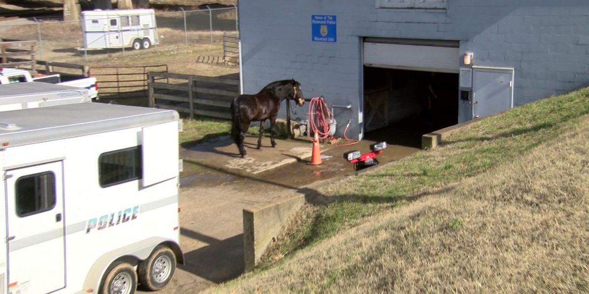 New barn facility approved for Richmond Police Mounted Unit