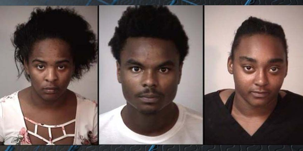 Sheriff: Cell phone bandits busted after targeting several Walmarts