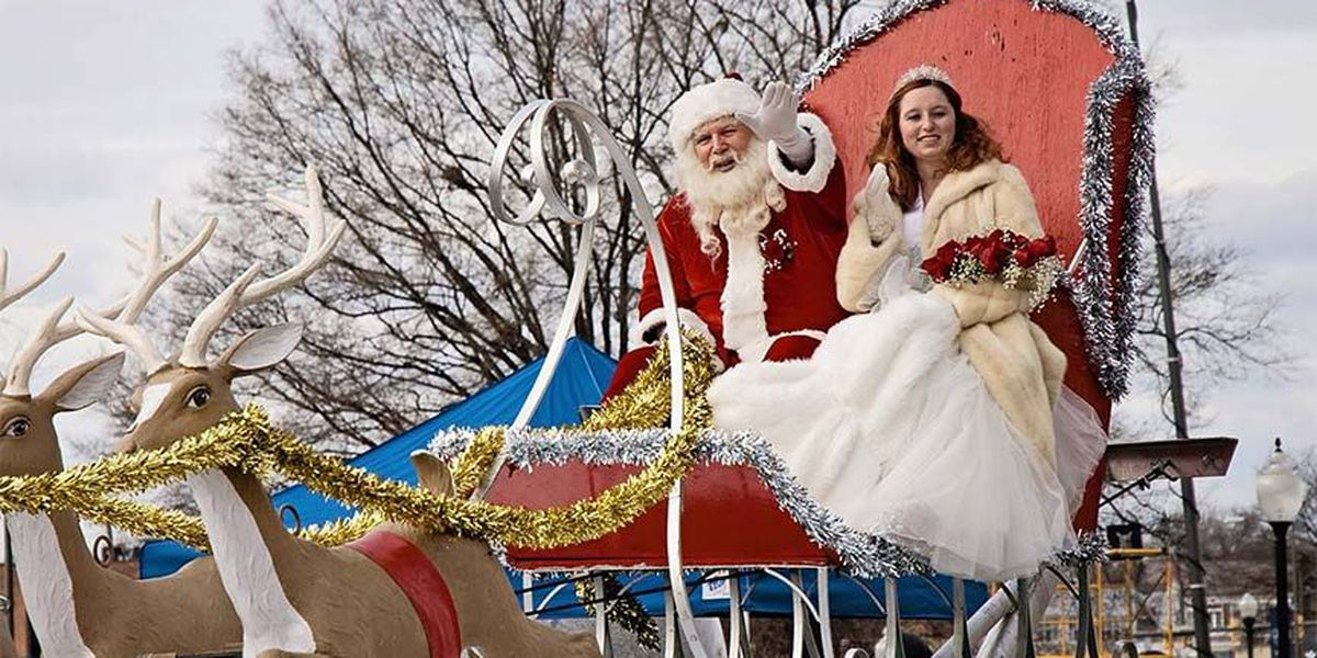 Grand marshals announced for 2017 Christmas parade