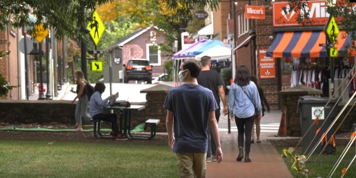 UVA releases plan to move classes online, tighten restrictions if COVID-19 situation worsens