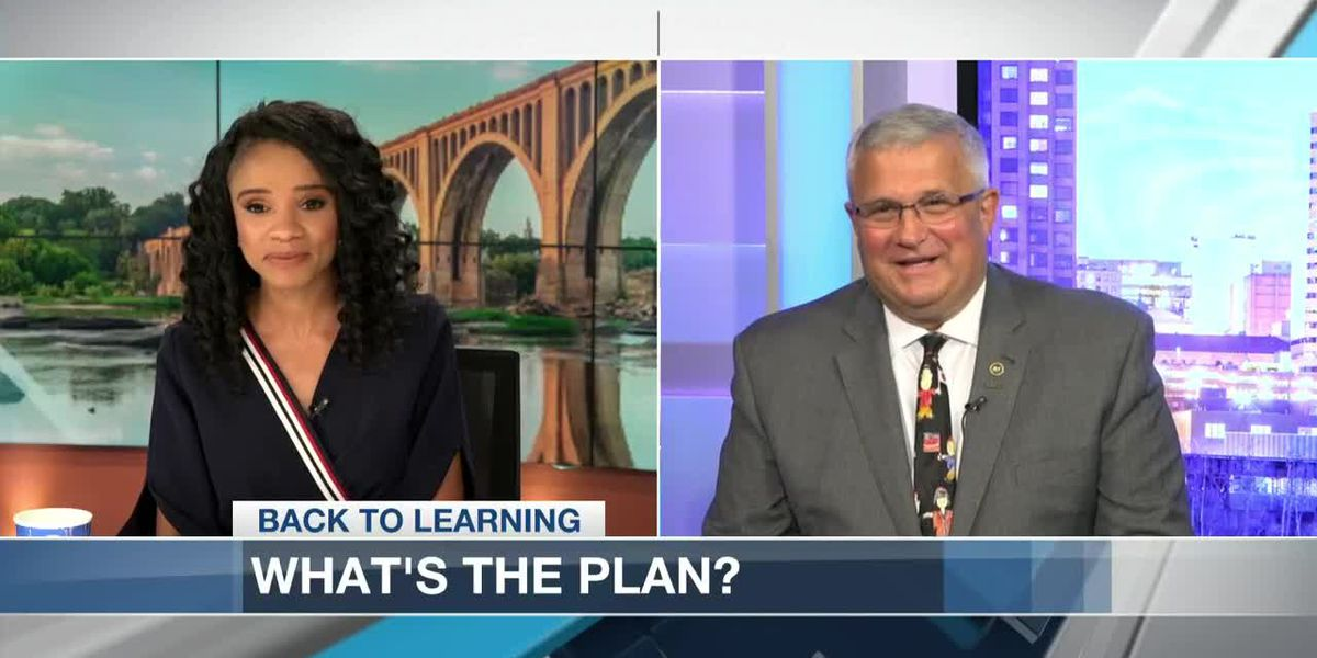 Chesterfield County Schools Superintendent discusses plans for fall 2020
