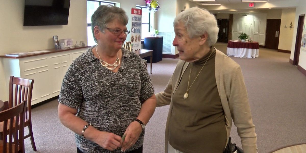 Acts of Kindness: Congregation honors parish nurse