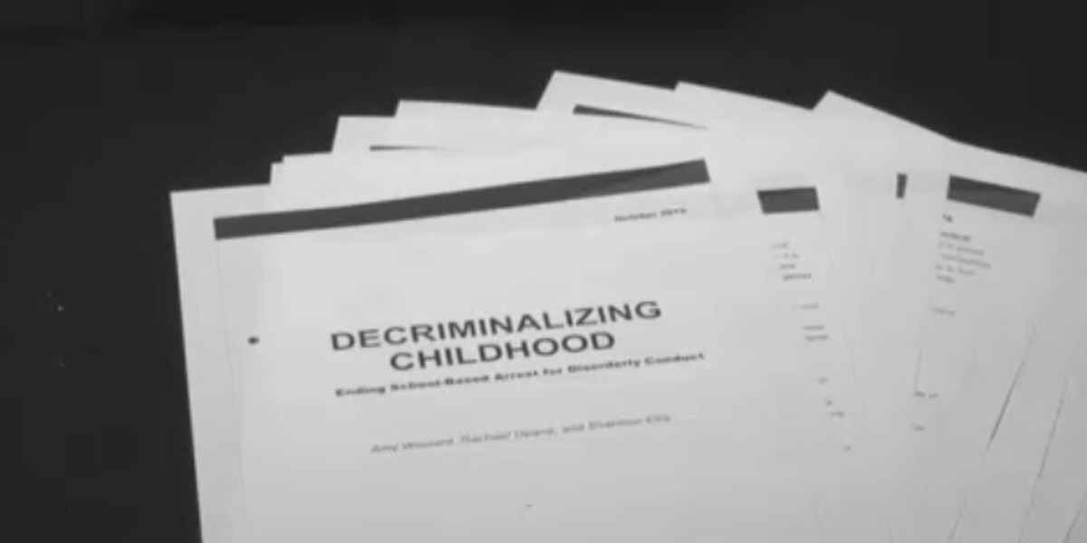 Study: Virginia's disorderly conduct statute is disproportionately applied to black students