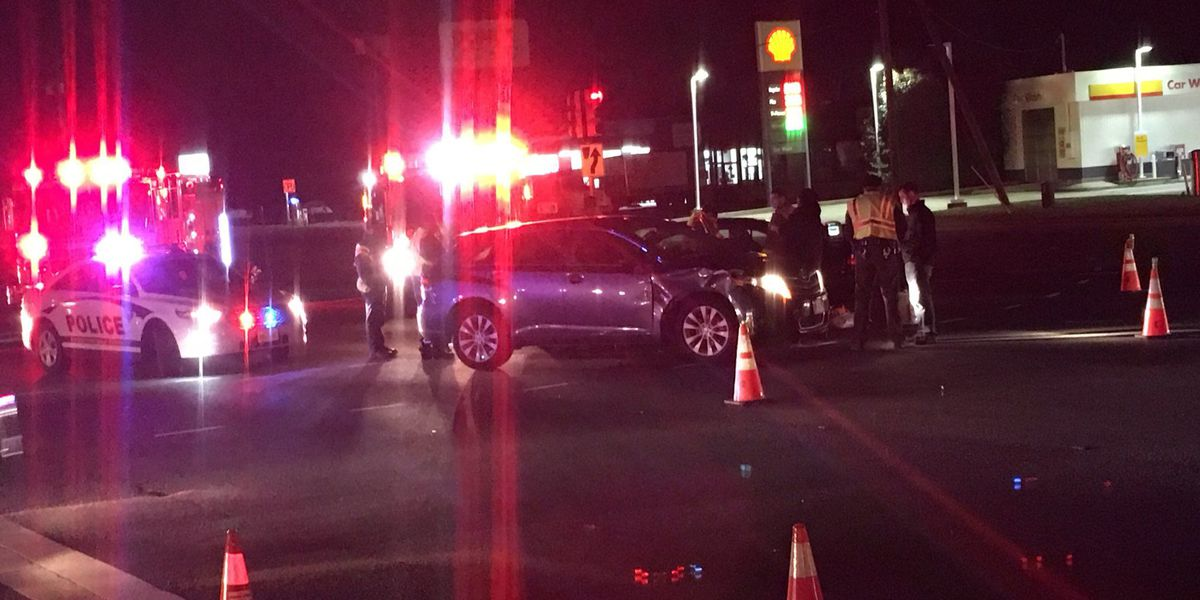 Driver faces charges after crash