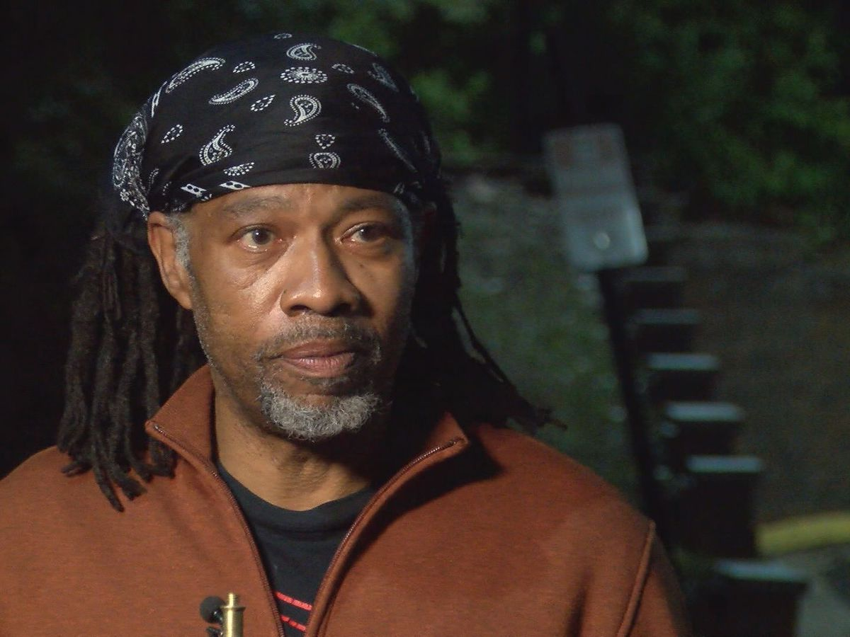 'I didn't think I was going to make it': Richmond man narrowly escapes deadly house fire