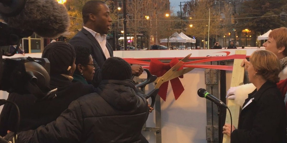 'RVA on Ice' attraction revealed at 17th Street Farmers Market ribbon cutting
