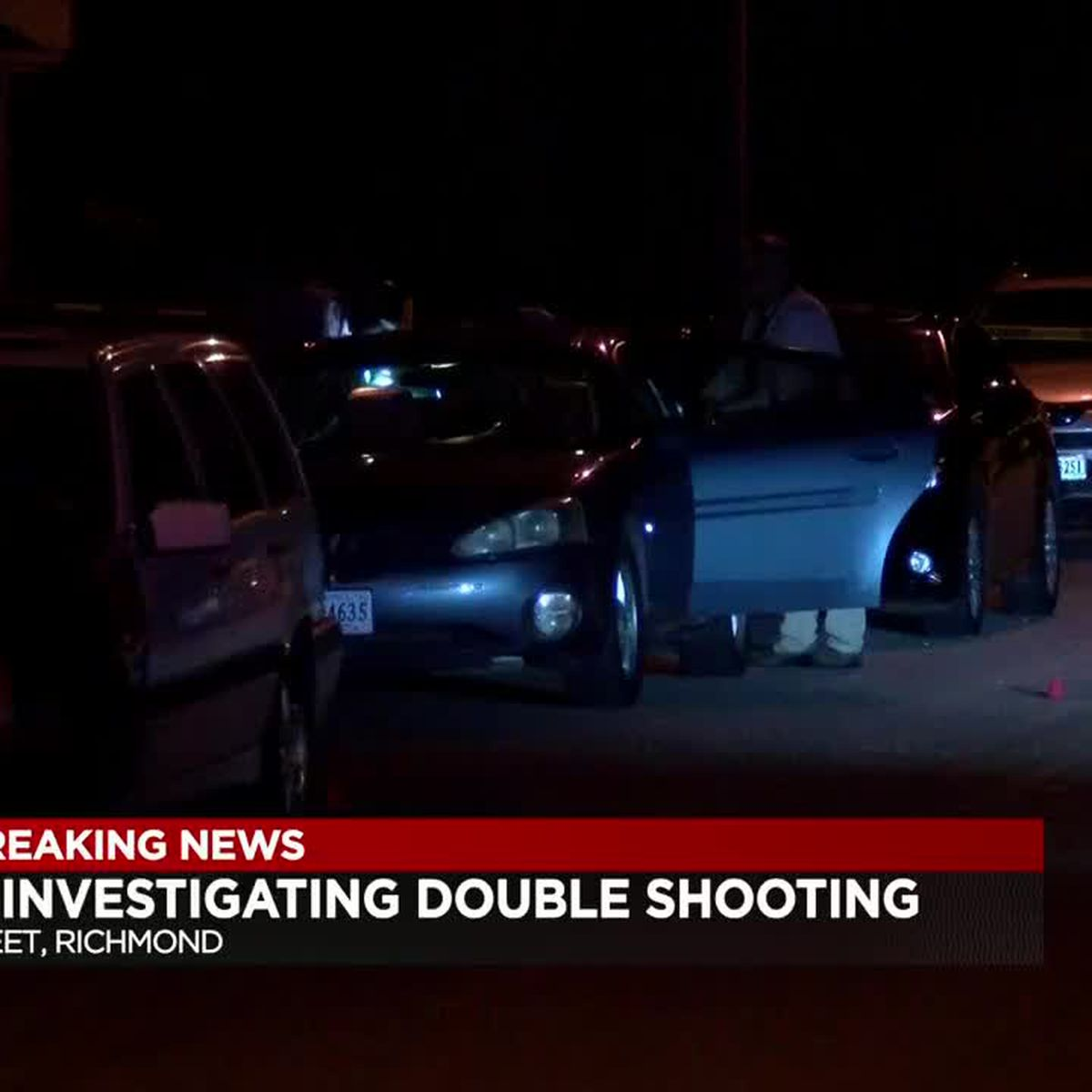 Richmond police investigate double-shooting in Fulton Hill neighborhood