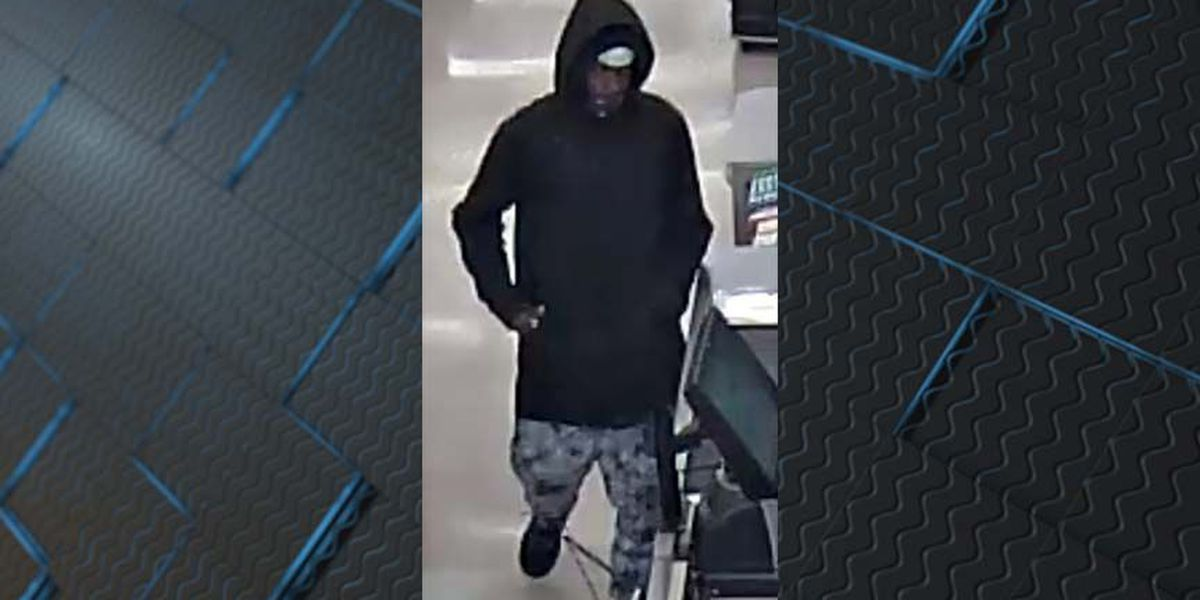 Chesterfield Police searching for Food Lion robbery suspect