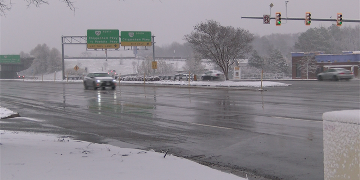 VDOT not concerned about snow removal budget