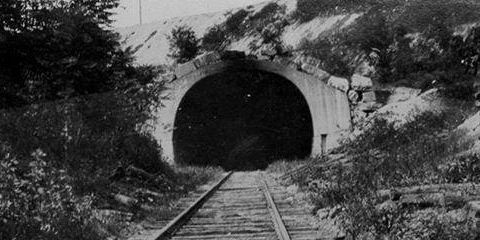 Church Hill Tunnel collapsed 93 years ago killing at least 4