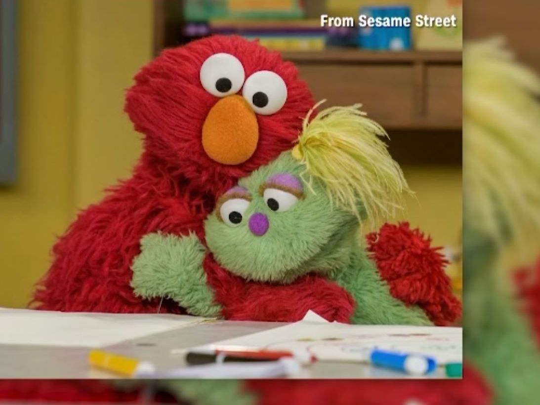 'Sesame Street' introduces Karli, a Muppet in foster care