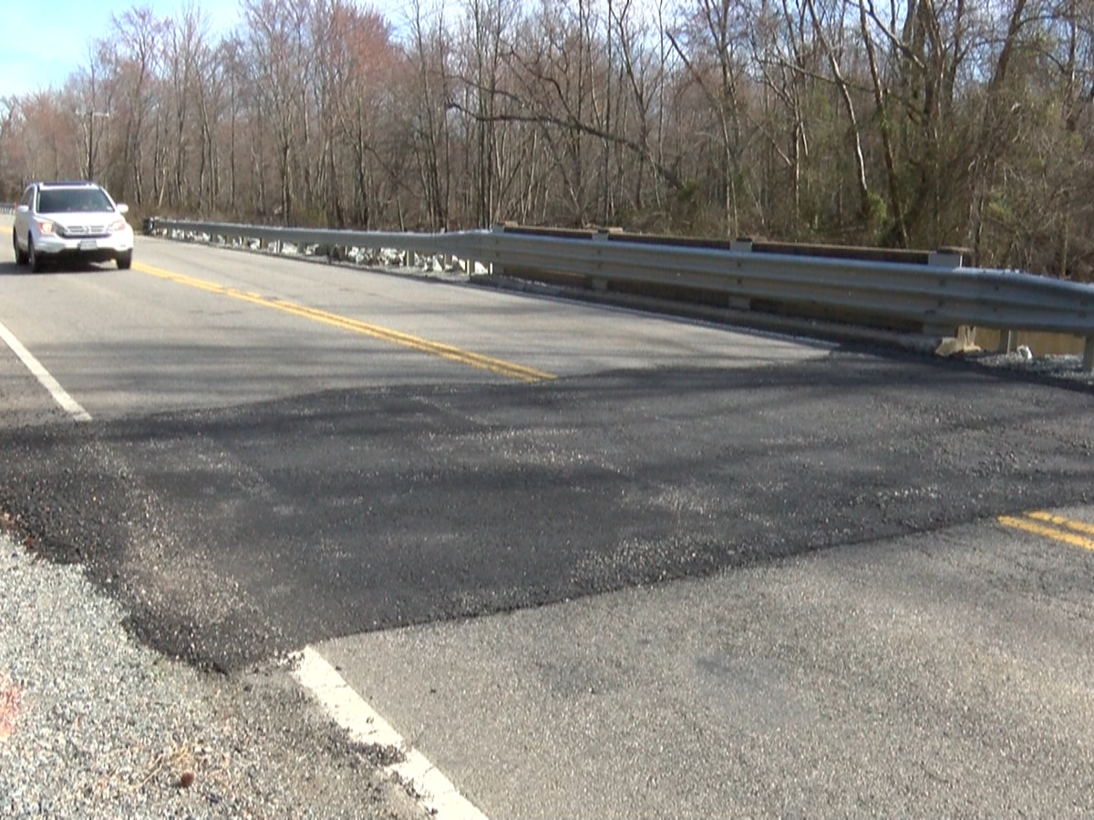 Portion of Richmond-Henrico Turnpike to be closed six weeks for repairs