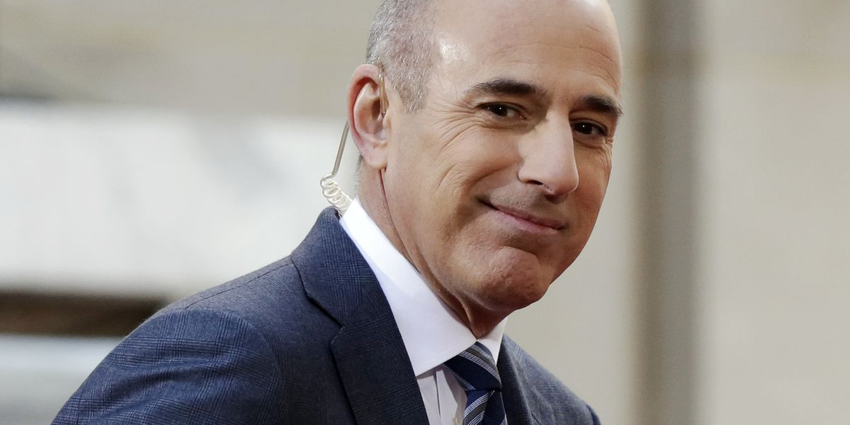 Lauer says Ronan Farrow's work on him was shoddy and biased