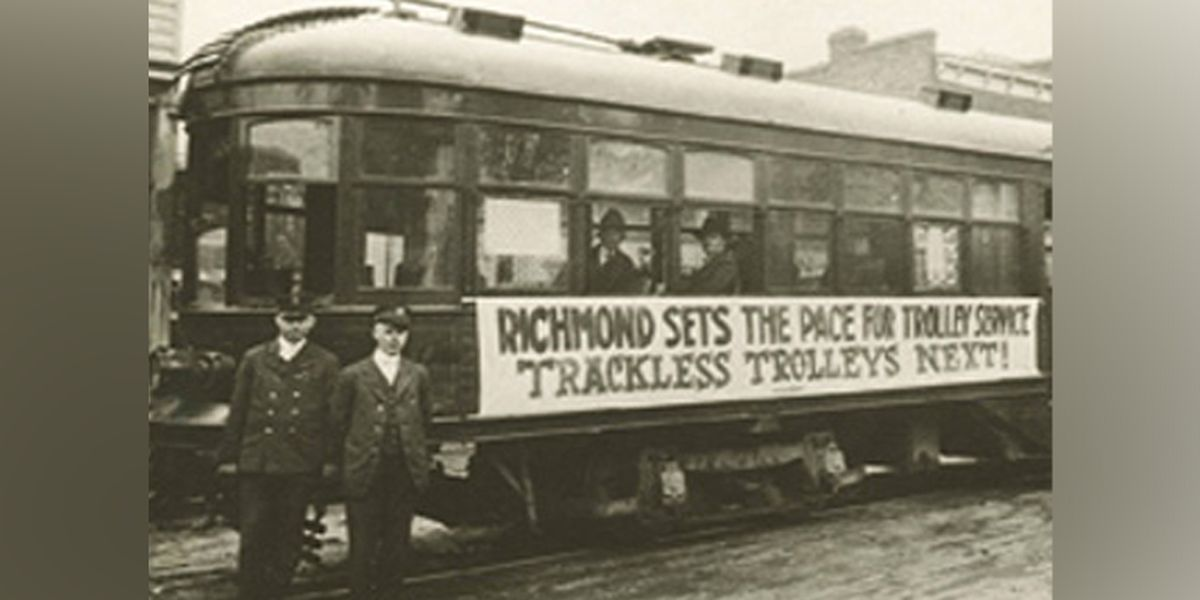 On This Day: Richmond's electric street car system comes to an end in 1949
