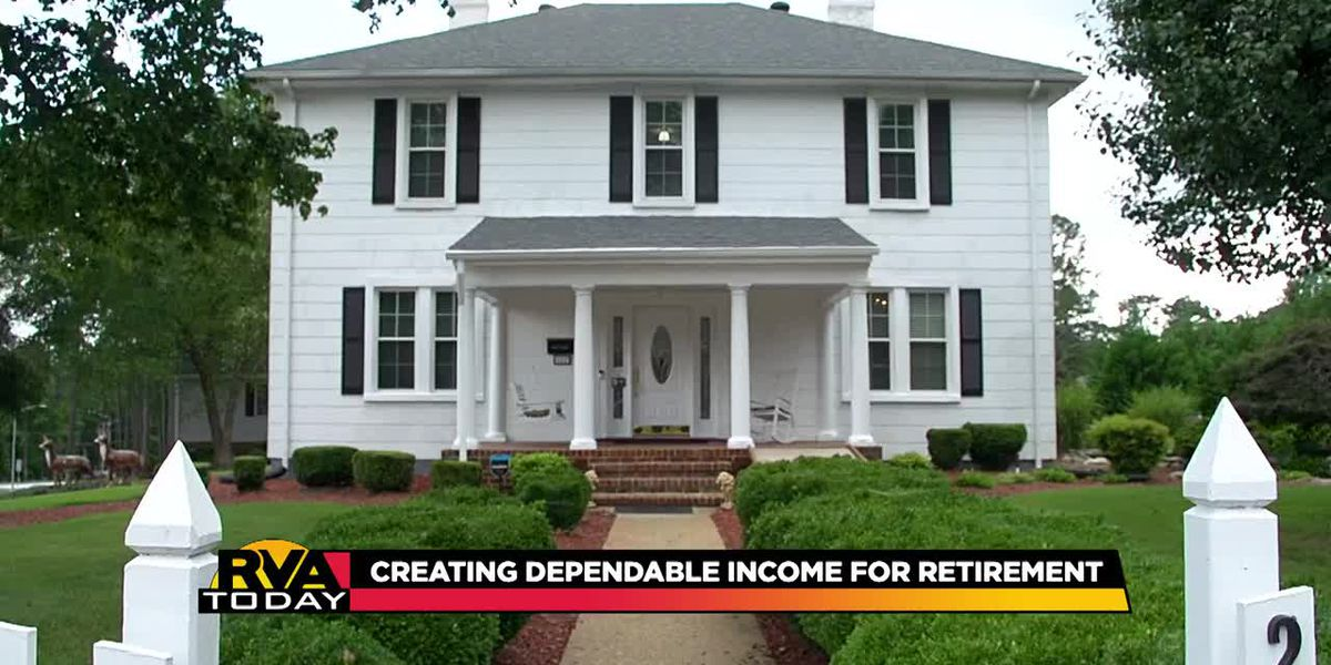 Creating dependable income for retirement with Welcome Home Financial Partners