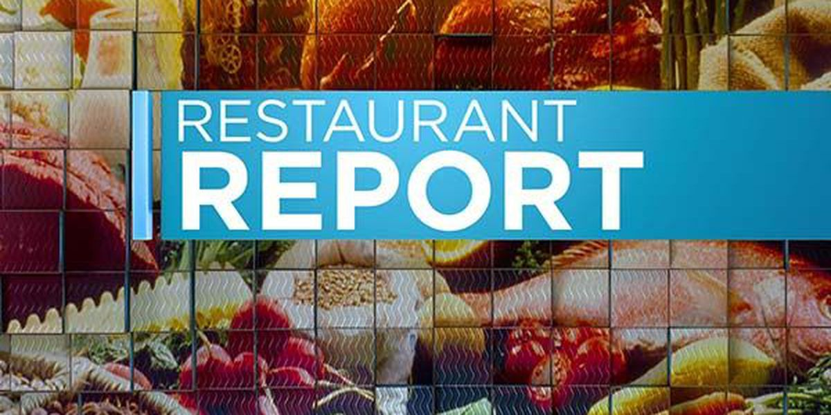 RESTAURANT REPORT: Food temperature violations in two restaurants