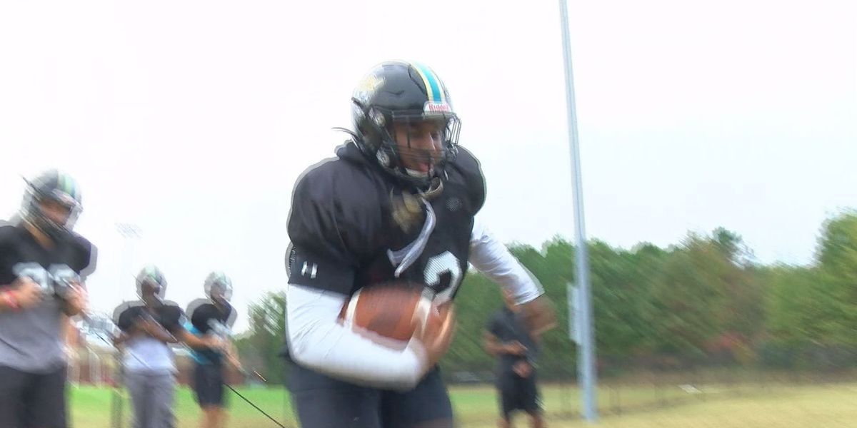 Glen Allen's Flowers enters first week as area's rushing record holder