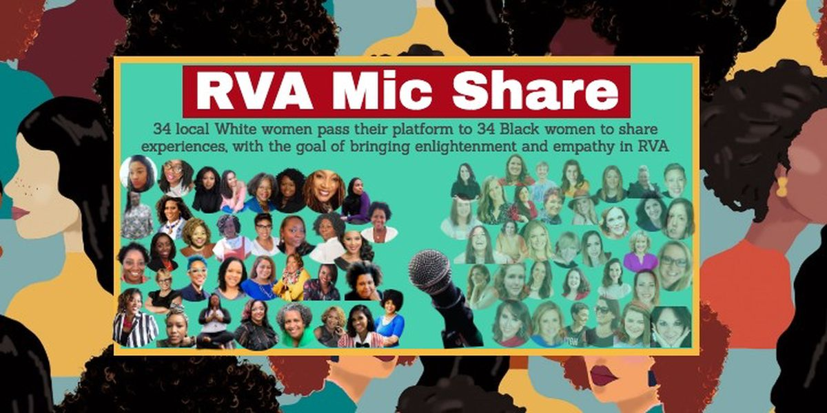 'RVA Mic Share' fostering candid conversations on social media