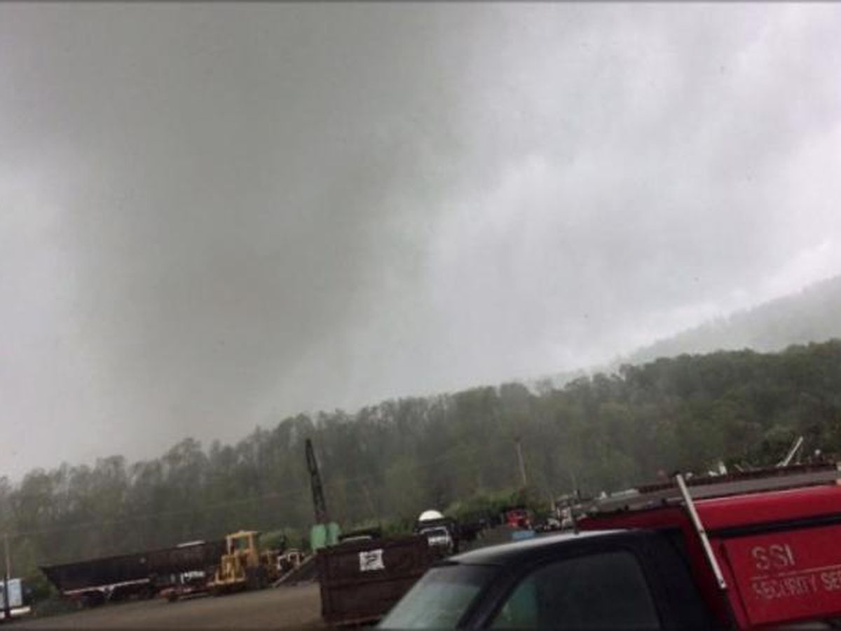 Franklin County, Va. tornado rated an EF3