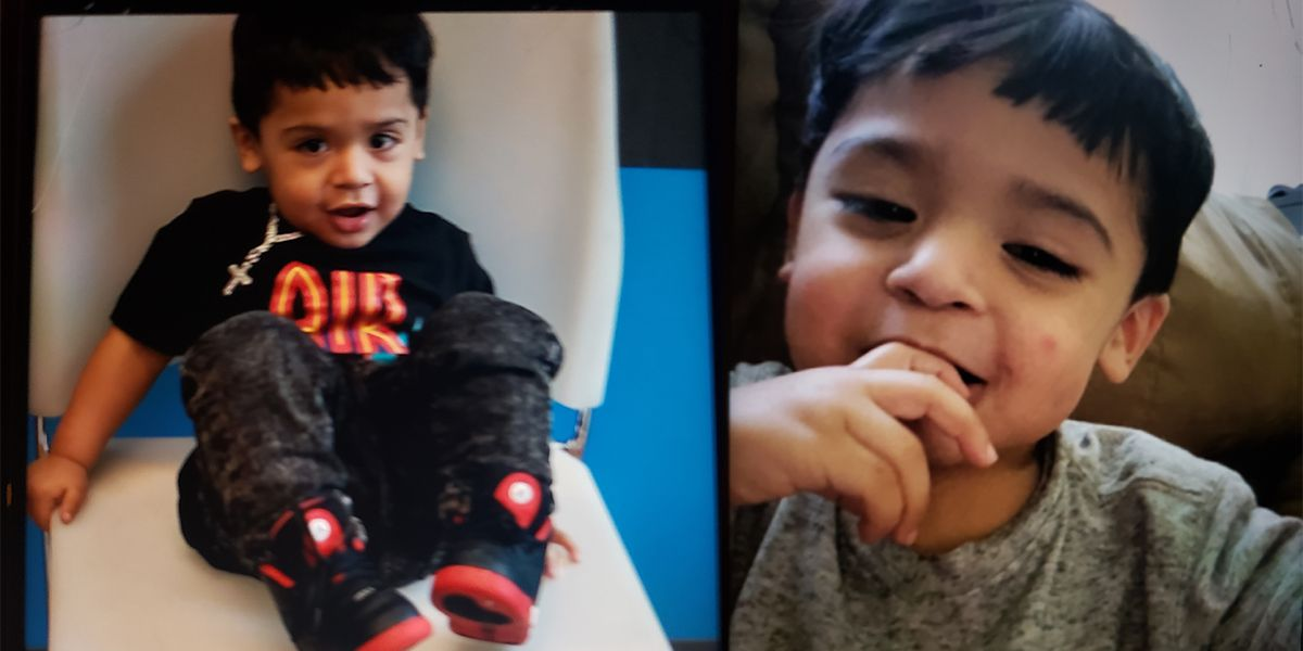 MPD searching for missing baby last seen in Whitehaven