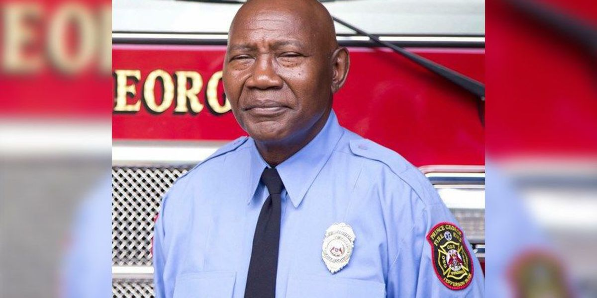 Prince George mourns death of firefighter