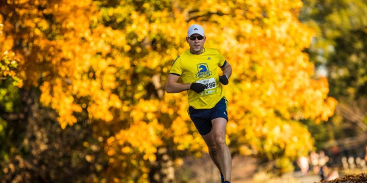 Energy follows Richmond Marathon from downtown to Dorey Park